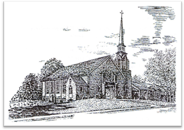 Sketch of Wesley UMC
